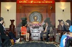 Corrobora Ciudad Ho Chi Minh disposición de favorecer inversiones extranjeras
