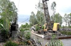 Vietnam considera lucha contra sequía y salinización tarea urgente