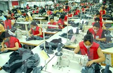 Vietnam supera a Camboya en exportación de textil y confecciones
