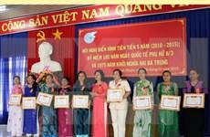 Amplias actividades por el Día Internacional de la Mujer
