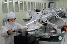Vietnam y Sudcorea cooperan en el desarrollo de la industria auxiliar