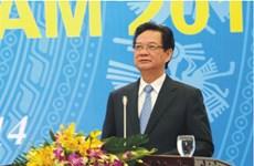 Primer ministro de Vietnam demanda cumplir en 2016 índices de desarrollo