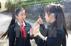 Sordera afecta a 12 por ciento de niños con discapacidades en Vietnam