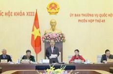 Comité Permanente del Parlamento aborda varios temas en próxima reunión