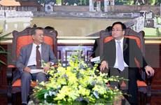 Hanoi promete condiciones favorables para inversores japoneses
