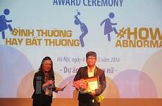 Premian en Hanoi películas contra discriminación de género