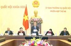 Comienza reunión 46 de Comité Permanente de Parlamento vietnamita