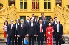 Afianzan Vietnam y Azerbaiyán cooperación judicial