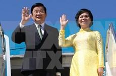 Presidente de Vietnam inicia gira por Tanzania, Mozambique e Irán