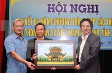 VNA y Dong Nai revisan cuatrienio de cooperación en comunicaciones