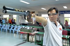 Vietnam gana dos medallas en Copa Mundial de Tiro 2016