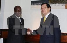 Vietnam y Tanzania fomentan lazos legislativos
