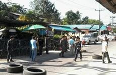 Grupo insurgente realiza ataques consecutivos en el sur de Tailandia