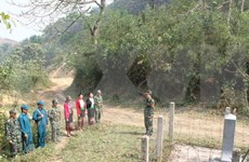 Vietnam y Laos celebran conclusión del proyecto de demarcación fronteriza