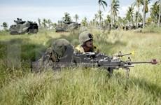 Indonesia y Estados Unidos preparan plan para ejercicio conjunto en 2016