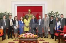Vietnam aspira a recibir más asistencia de Banco Mundial