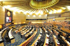 Tailandia fija fecha para referéndum sobre nueva constitución
