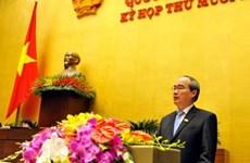 Presentan distintas propuestas de votantes a Asamblea Nacional