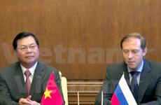 Vietnam y Rusia cooperación en producción de medios de transporte