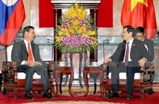 Vietnam y Laos continúan mecanismo de coordinación, dijo vicepremier laosiano