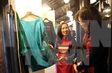 Festival en Quang Nam pretende promover industria vietnamita de la seda