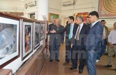 Exposiciones de fotos presentan país y pueblo vietnamitas a los egipcios