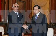 Destaca presidente lazos judiciales entre Vietnam y Argelia