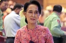 Oponen diputados de Ejército designación a Aung San Suu Kyi como asesora de Estado