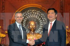 Ciudad Ho Chi Minh coopera con Microsoft en aplicación tecnológica