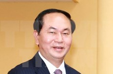 Nuevo presidente vietnamita comprometido a cumplir tareas asignadas