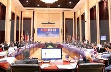 Funcionarios financieros de ASEAN y socios se reúnen en Vientiane