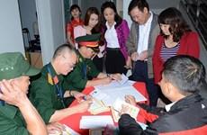 Rinden homenaje a mártires caídos por causa independista de Vietnam