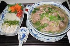 Elegido el 4 de abril como Día de Pho vietnamita en Japón