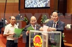 Diputados eligen a vicepresidentes del parlamento y miembros de su Comité Permanente