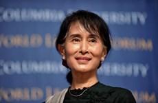 Aung San Suu Kyi se convierte en Asesora de Estado