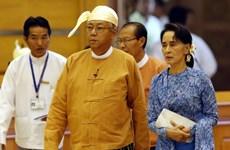 Saluda Estados Unidos transición política de Myanmar