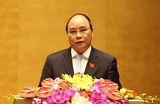 Biografía del primer ministro Nguyen Xuan Phuc