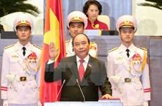 Elegido Nguyen Xuan Phuc como primer ministro de Vietnam