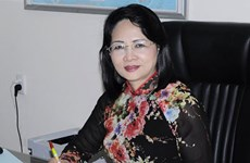 Parlamento vietnamita elige a nueva vicepresidenta y otros altos funcionarios