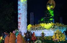 Exponen en Vietnam estatua de Buda más grande del mundo