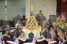 Hanoi celebra fiesta Bunpimay de Laos