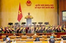 Parlamento aprueba designación de vicepremieres y miembros del Gobierno
