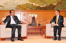 Promueven Vietnam y China relaciones de amistad