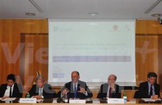 Nueva fuerza motriz para conectividad empresarial Vietnam- Italia