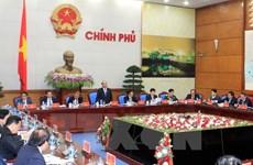 Premier preside la primera reunión del recién elegido gobierno