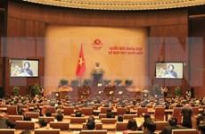 El pueblo - enfoque de Parlamento vietnamita de XIII Legislatura
