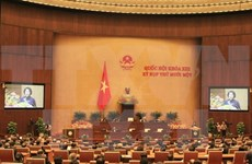 Parlamento de XIII legislatura concluye último período de sesiones