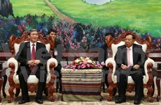 Vietnam y Laos profundizan nexos de solidaridad especial