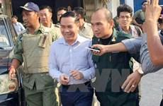 Diputado camboyano se enfrenta a cinco años de cárcel por excitar amotinamiento