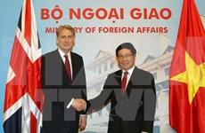 Vietnam y Reino Unido profundizan asociación estratégica bilateral